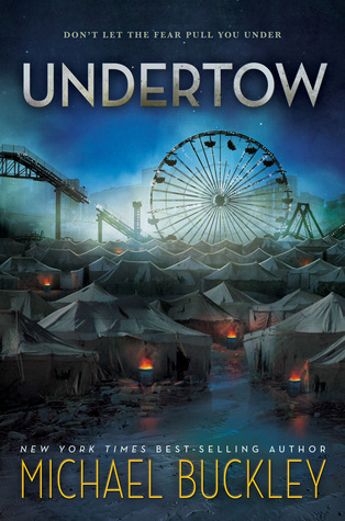 Undertow by Michael Buckley – Book Review